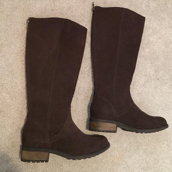 ugg australia womens seldon boots black