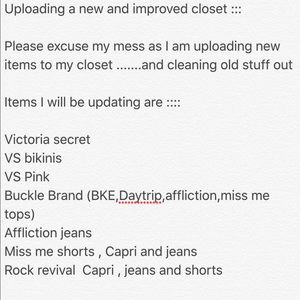 Listing tons more stuff