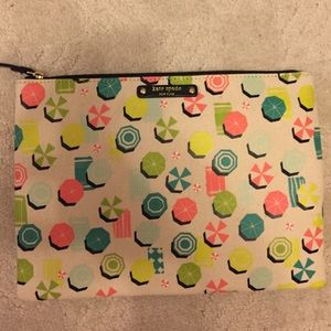 Kate spade clutch/ pouch