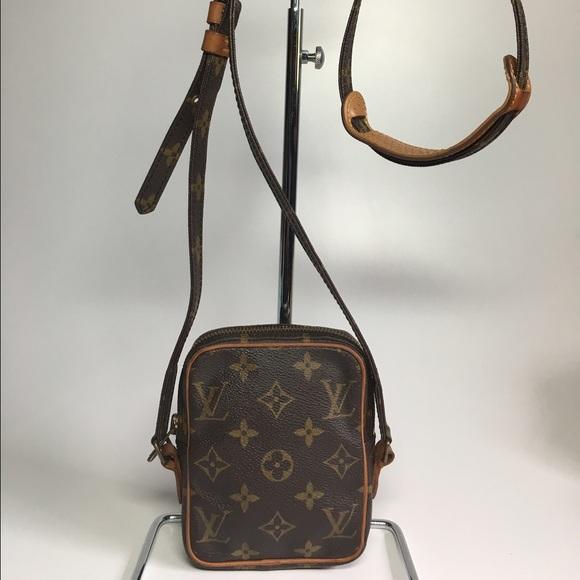 56617c19d5e7 Louis Vuitton Handbags - 💯% Authentic Louis Vuitton Mini Crossbody Bag