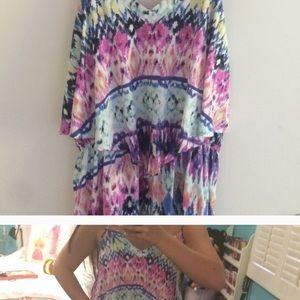 Other - Colorful romper