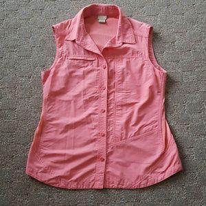 L.L. Bean Summer Shirt