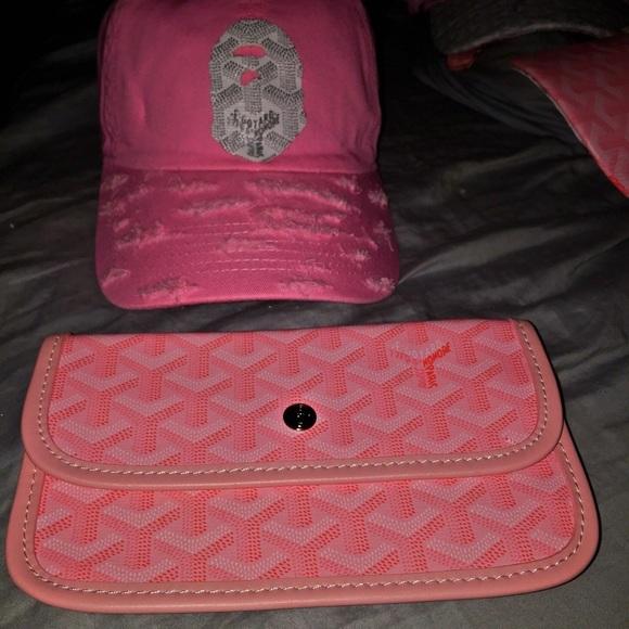 Goyard Pink Hats. M 5786fc7e7fab3a9b6f009b26 04708262b7f