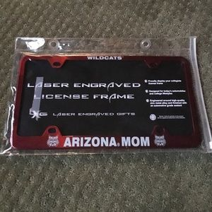 Other - WILDCATS ARIZONA LICENSE PLATE MOM