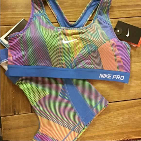 01a033548e Matching NIKE PRO Sports Bra   Shorts