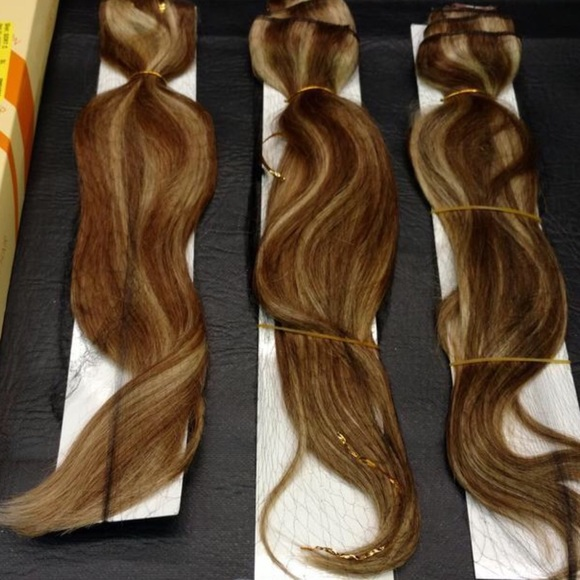 Iso Beauty Other Isobeauty Remy Human Hair Extensions Sephora Bag