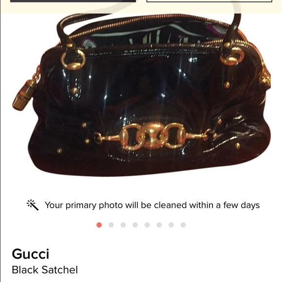 6cf6dc38af278a Gucci Bags | Patent Leather Baglisted On Tradesy | Poshmark
