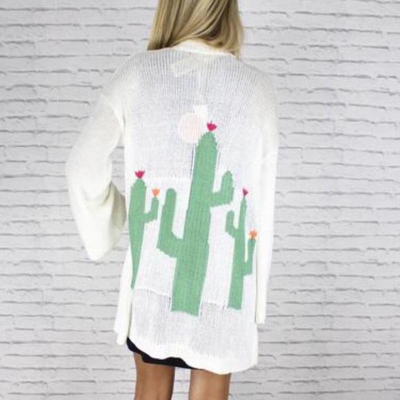 Show Me Your MuMu Sweaters - Show Me Your Mumu Easy Cardi
