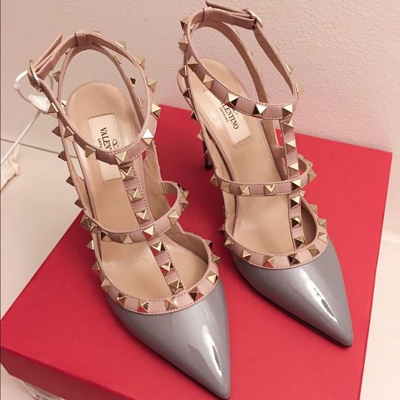 d99bda4375 Valentino Shoes | Sold On Tradesy Rockstud Patent Pump | Poshmark