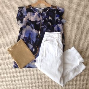 Collective Concepts Tops - 🎉Host Pick🎉 NWT! Collective Concepts Floral Top