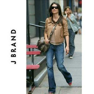 "J Brand Denim - J BRAND ""BABE"" FLARE JEANS"