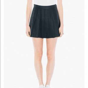 71 american apparel dresses skirts pleated