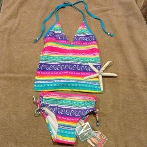 2Chillies Other - Tankini Swimsuit Set