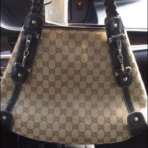 Gucci Hobo Bag Large