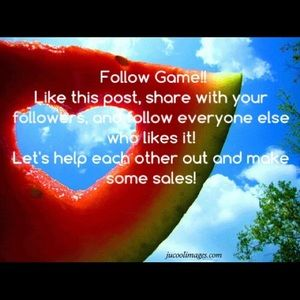 Other - Follow game!