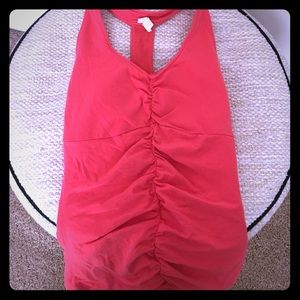 Lucy Coral Workout Tank