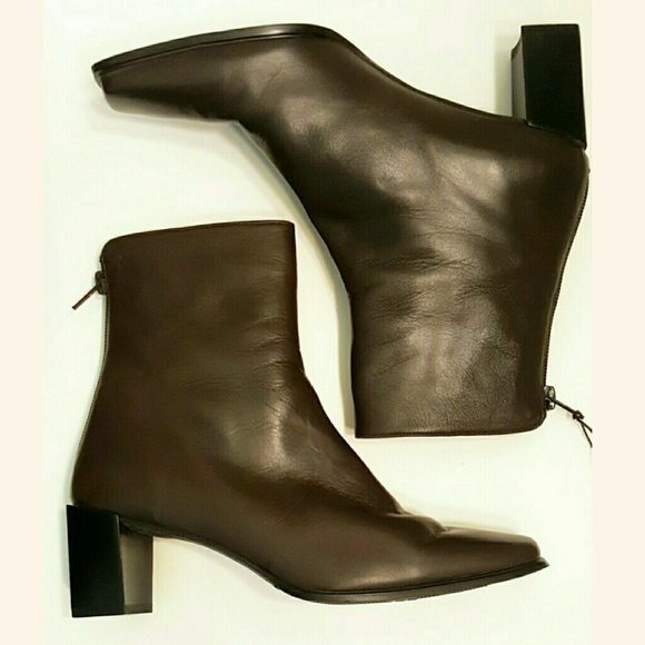 official online cheap exclusive Stuart Weitzman Tweed and Leather Ankle Boots really cheap shoes online Red pre order eastbay free shipping order ewVA2S