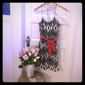 Francesca's Aztec dress