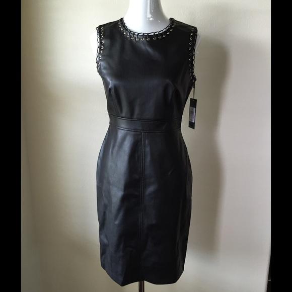795b6e9e765 Karl Lagerfeld Paris Faux Dress