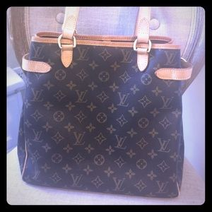 Louis Vuitton Handbags - Authentic Louis Vuitton Large Monogram Batignolles