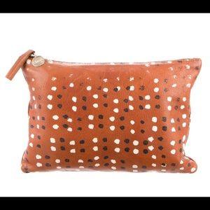 Clare Vivier Handbags - Clare v flat clutch polka dot
