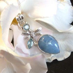 Owyhee Opal Necklace