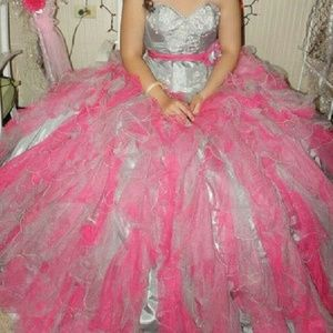 15th dress (worn once)