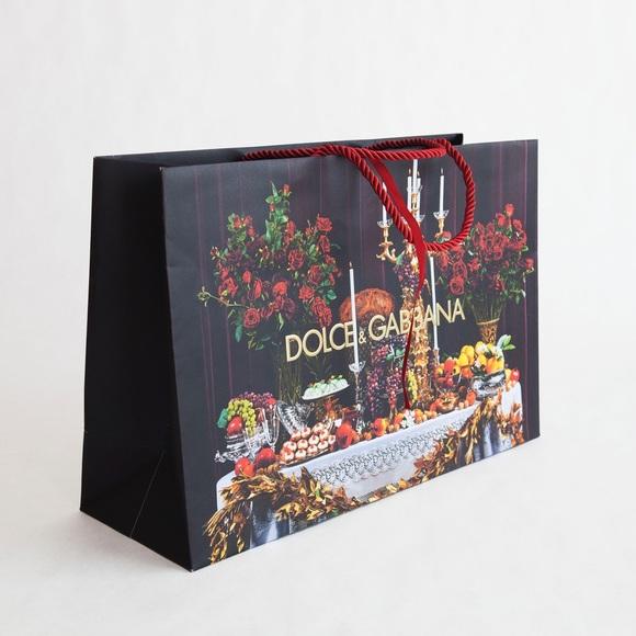 270da57609ce Dolce   Gabbana Handbags - Dolce  Gabbana box and ...