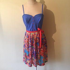Kensie Floral Dress