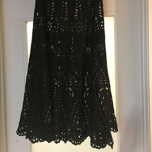 Anthropologie Skirts - Anthropologie Delony Lace Skirt
