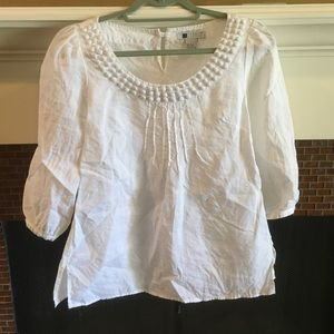 Womens Carole Little Blouse