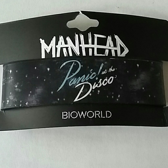 Bioworld Jewelry   Panic! At The Disco Bracelet