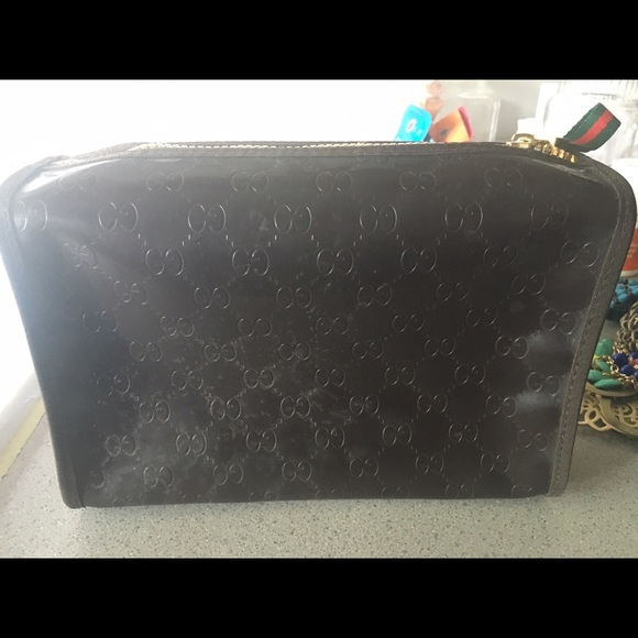 08c3b32e9c8e32 Gucci Bags | Parfum Makeup Bag | Poshmark