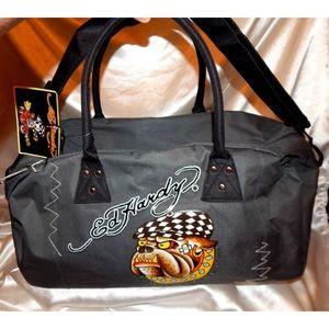 e6e8087107e2 Women s Ed Hardy Duffle Bag on Poshmark