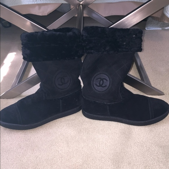 CHANEL Shoes   Chanel Winter Boots