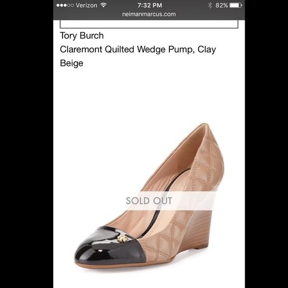 1ed443caf9e Tory Burch Clay Mid-Heel