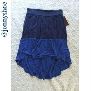 Loveappella Dresses & Skirts - {loveappella} high-low skirt