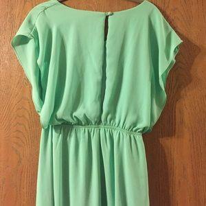 Francesca's Collections Dresses - Teal dress