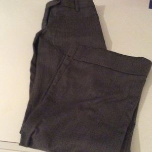 H & M wide leg slacks size 8