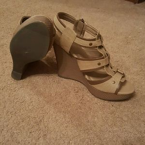 Sbicca Shoes - Comfortable Wedges