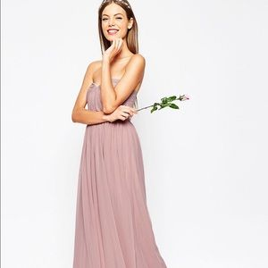 NEW with tags ASOS Multiway Maxi Dress