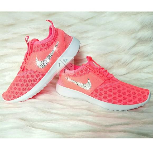 SWAROVSKI BLING Nike Juvenate - Atomic Pink 02f1b506d018