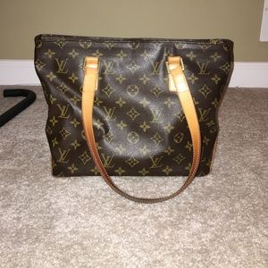 Authentic Vintage Louis Vuitton 'Cabas Piano' Tote