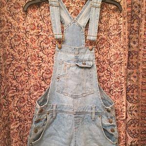 Denim - Denim overalls