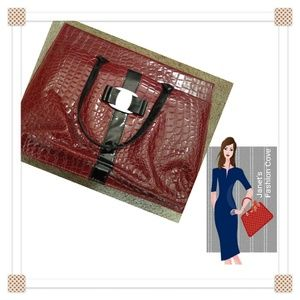 Handbags - Dressy Look Tablet Tote
