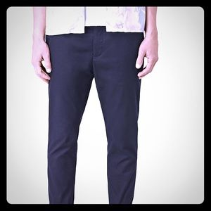 All Saints Other - Mens All Saints Carlow Navy Trousers