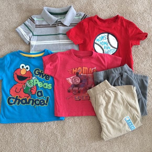 381255aa7d844 Circo Shirts & Tops | Bundle Of Target Toddler Boy Clothes | Poshmark