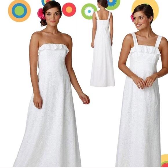 Lilly Pulitzer Dresses Bnwt Isadora Maxi Dress Sz 10 Poshmark