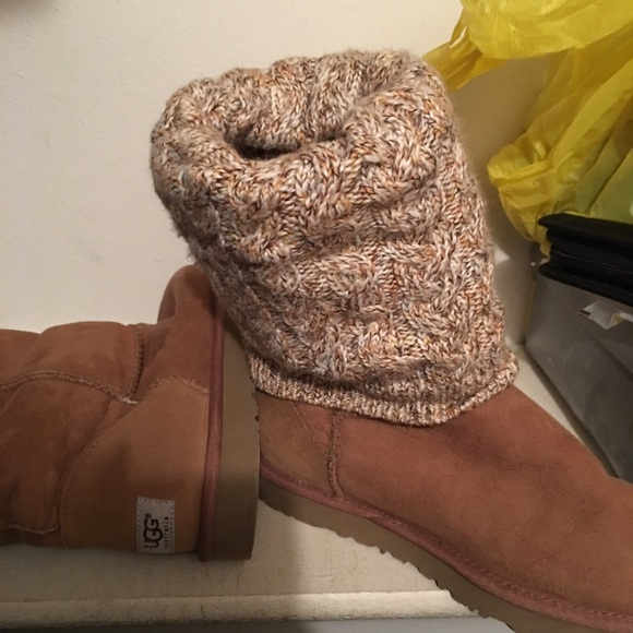 ugg boots sweater top