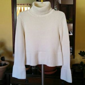 Sale! Vintage 1990s Sweater w/Flare Sleeves